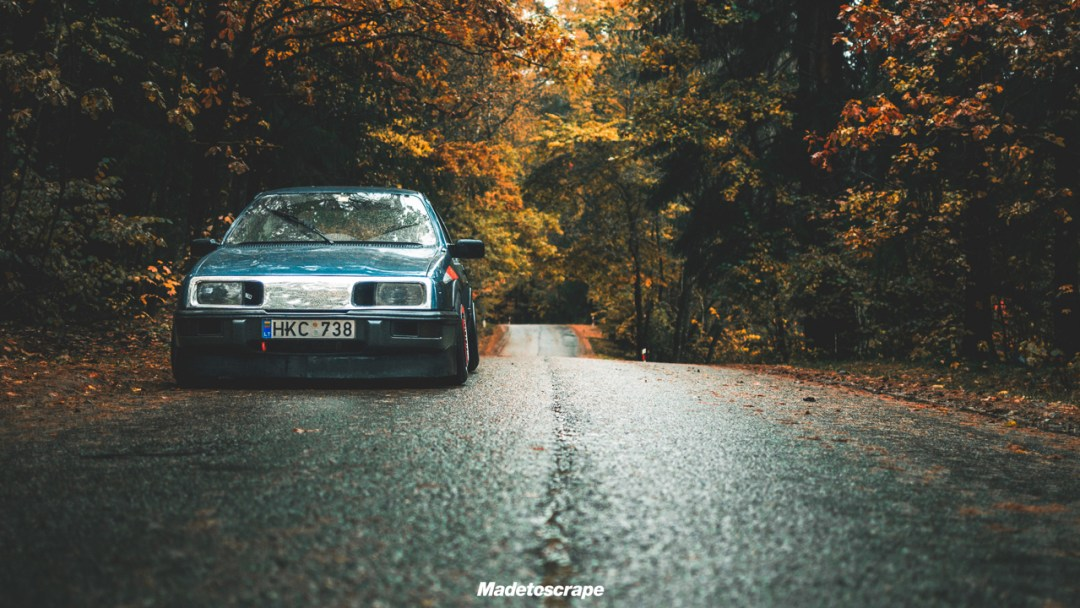 Justa '85 Ford Sierra V6 Cosworth : Bestiale ! 76