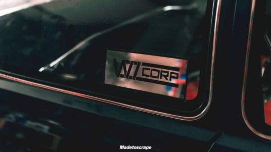 DLEDMV - Ford Sierra V6 Cosworth Justa - 029