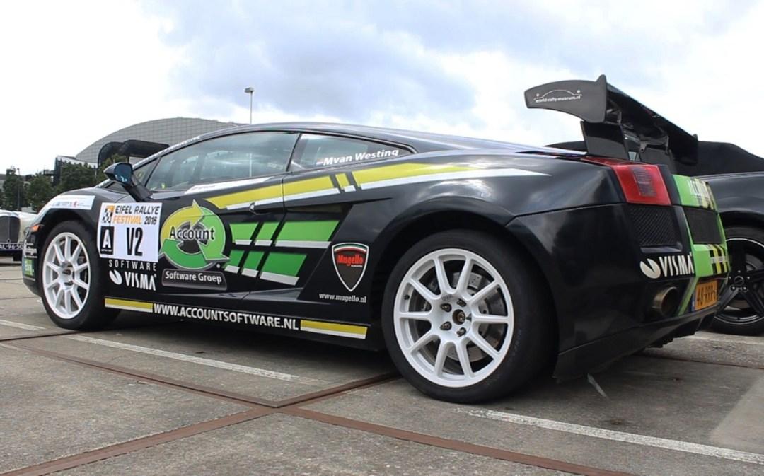 Lamborghini Gallardo Rallye Car - Whaaaaaaaaaat ? 9