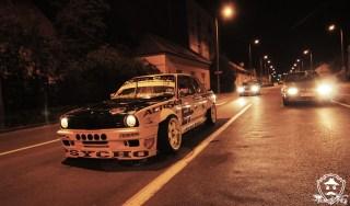 DLEDMV 2K18 - Night Illegal Drift Csaba Vigh - 002
