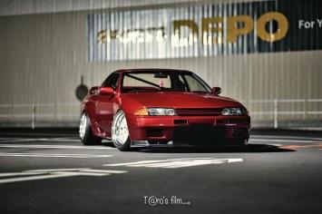 DLEDMV 2K18 - Skyline R32 GTR Red & Work Takumi - 008