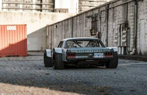 DLEDMV Ford Mustang Widebadass 10