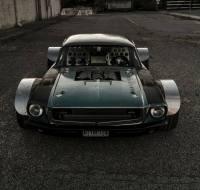 DLEDMV Ford Mustang Widebadass 11
