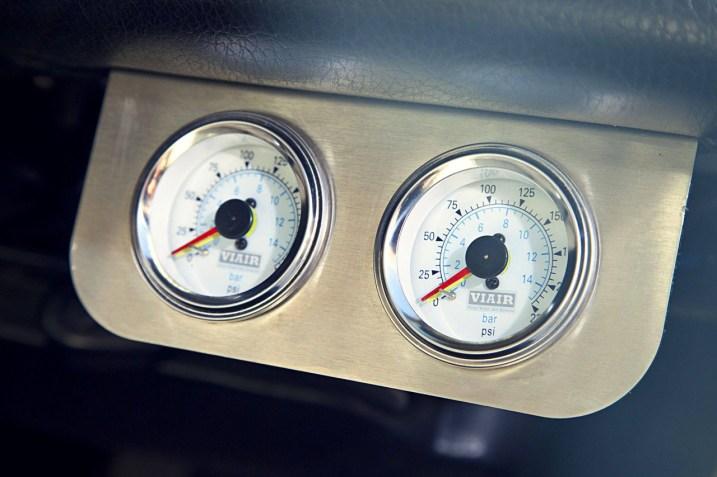 DLEDMV 2K18 - Bagged Mercedes 280SE 3.5 V8 W108 - 019
