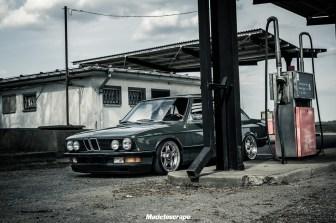 DLEDMV 2K18 - BMW 520i E28 Speedline & Static - 09