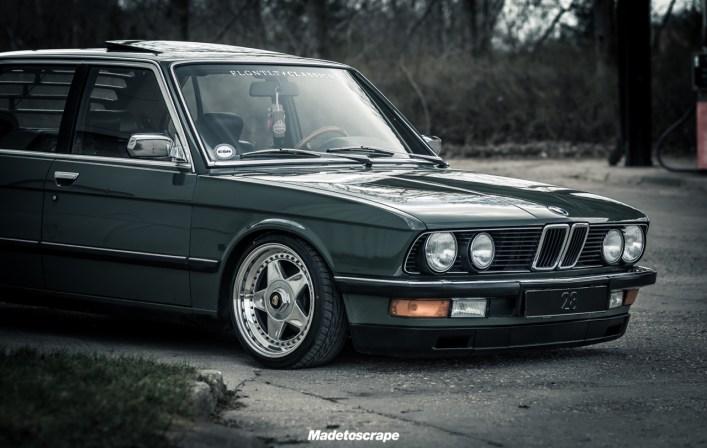 DLEDMV 2K18 - BMW 520i E28 Speedline & Static - 17