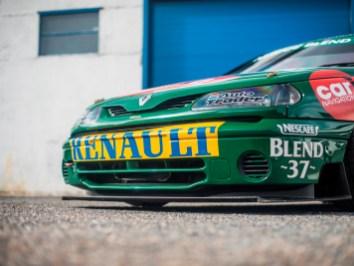 DLEDMV 2K18 - Renault Laguna BTCC RM Sotheby's - 22