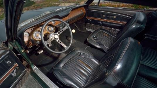 DLEDMV 2019 - Ford Mustang Bullitt Mecum - 004