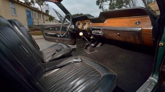 DLEDMV 2019 - Ford Mustang Bullitt Mecum - 005