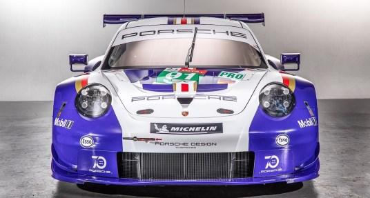 DLEDMV 2K18 - Historic Porsche 911 RSR Le Mans 2018 - 10