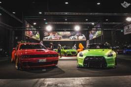 DLEDMV 2K18 - Nissan GTR Rocket Bunny Diablo Photography - 13
