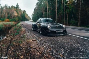 DLEDMV 2K18 - Porsche 993 RWB Ducktail - 16