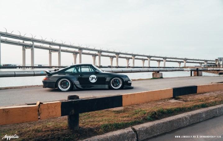DLEDMV 2K18 - Porsche 993 RWB Ducktail - 18