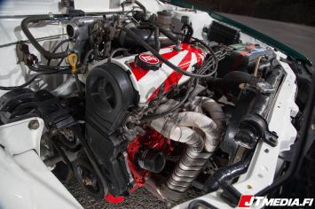 DLEDMV 2K18 - Toyota Corolla AE92 Voiture de loc' - 06