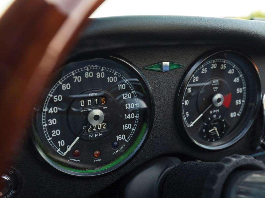 DLEDMV 2K18 - Jaguar Type E 4.2 roadster - 24