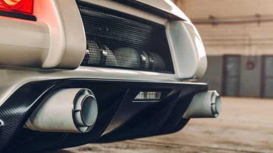DLEDMV 2K18 - Porsche 911 Singer Dynamics and Lightweighting Study - 01