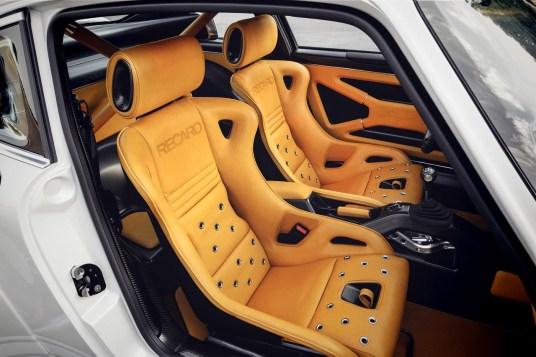 DLEDMV 2K18 - Porsche 911 Singer Dynamics and Lightweighting Study - 11