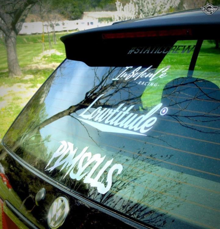 DLEDMV 2K18 - Spring Event #5 Golf III Porsche Quentin - 01