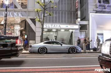 DLEDMV Jaguar XKR Tokyo 09