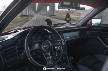 DLEDMV 2K18 - Audi 80 Quattro Competition Conek Foto - 06