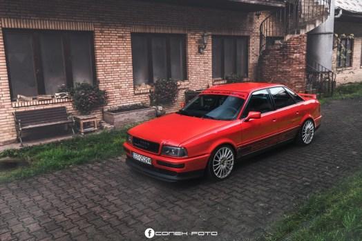 DLEDMV 2K18 - Audi 80 Quattro Competition Conek Foto - 24