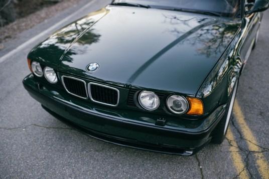 DLEDMV 2K18 - BMW E34 M5 Touring Elekta - 12