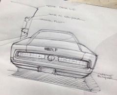 DLEDMV 2K18 - Ford Mustang Mach 1 Chip Foose - MachFoose - 05