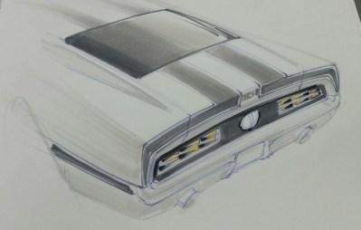 DLEDMV 2K18 - Ford Mustang Mach 1 Chip Foose - MachFoose - 10