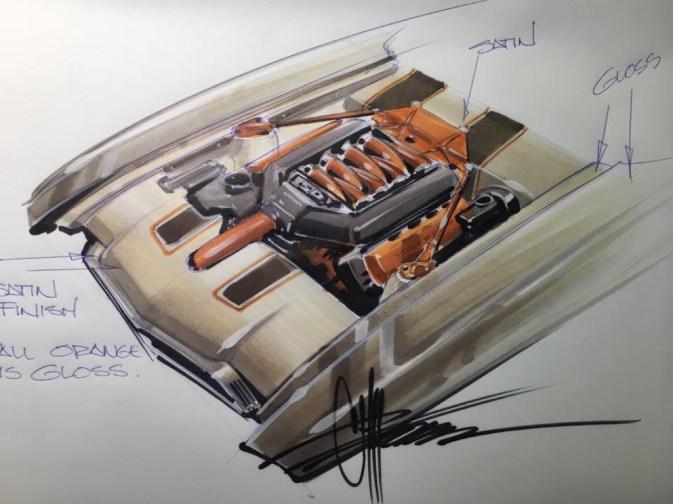 DLEDMV 2K18 - Ford Mustang Mach 1 Chip Foose - MachFoose - 12