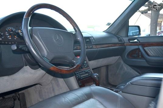 DLEDMV 2K18 - GSS avril Mercedes 600 SEL - 003
