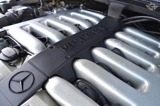 DLEDMV 2K18 - GSS avril Mercedes 600 SEL - 011