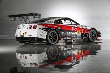 DLEDMV 2K18 - Taisan Nissan R35 GT-R GT300 - 04