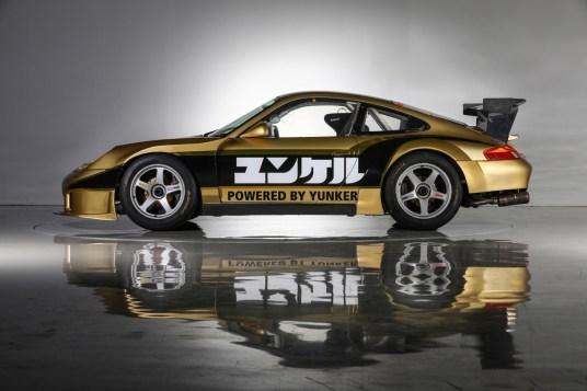 DLEDMV 2K18 - Taisan Porsche 996 GT3-R - 03