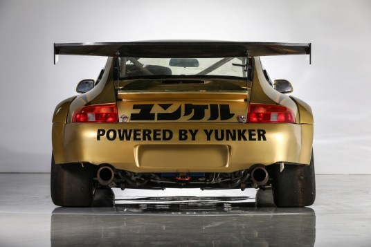DLEDMV 2K18 - Taisan Porsche 996 GT3-R - 04