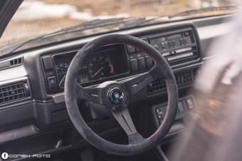DLEDMV 2K18 - VW Golf Rallye Łukasz Olekszy & Conek Foto - 02