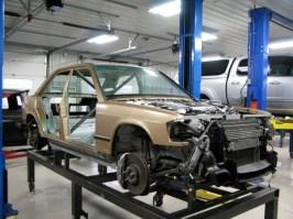 DLEDMV 2K18 - Mercedes 190 Evo 2 63 AMG Piper Motorsport - 02