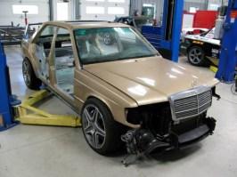 DLEDMV 2K18 - Mercedes 190 Evo 2 63 AMG Piper Motorsport - 04