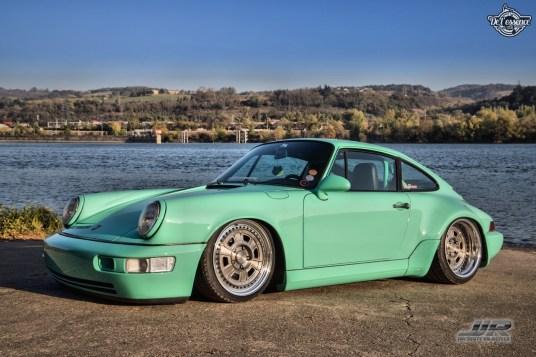 DLEDMV 2K18 - Porsche 964 Airride Flow - 03