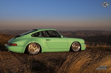 DLEDMV 2K18 - Porsche 964 Airride Flow - 15