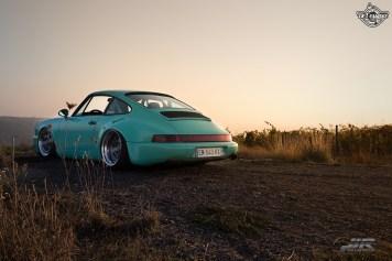 DLEDMV 2K18 - Porsche 964 Airride Flow - 16