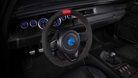 DLEDMV - SEMA 2K18 - Dodge Charger Hellephant Hemi 426 - 08