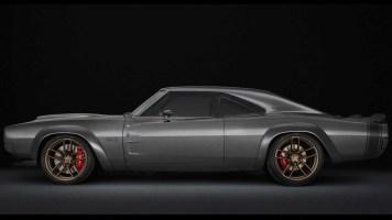 DLEDMV - SEMA 2K18 - Dodge Charger Hellephant Hemi 426 - 11