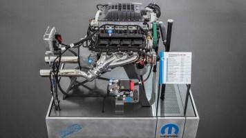 DLEDMV - SEMA 2K18 - Dodge Charger Hellephant Hemi 426 - 14