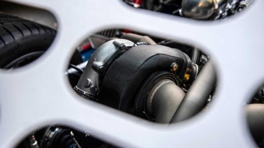 DLEDMV - SEMA 2K18 - Ford GT40 Superformance V6 EcoBoost - 03
