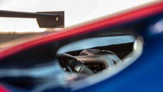 DLEDMV - SEMA 2K18 - Ford GT40 Superformance V6 EcoBoost - 09