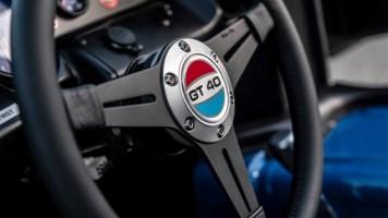 DLEDMV - SEMA 2K18 - Ford GT40 Superformance V6 EcoBoost - 11