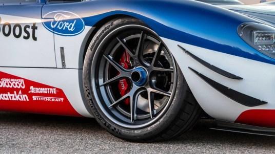 DLEDMV - SEMA 2K18 - Ford GT40 Superformance V6 EcoBoost - 19