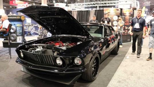 DLEDMV - SEMA 2K18 - Ford Mustang Boss 429 Classic Recreations - 03