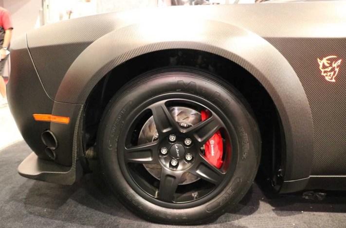 DLEDMV - SEMA 2K18 - SpeedKore Dodge Challenger Demon - 01