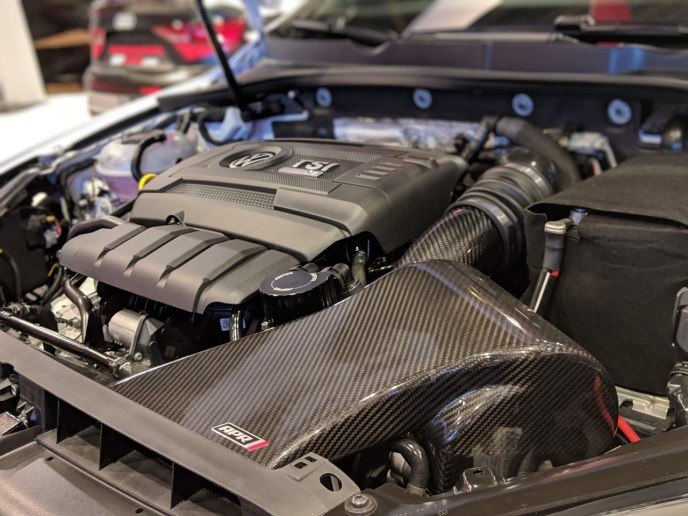 DLEDMV - SEMA 2K18 - VW Golf R APR RLMS - 15